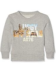 Unbekannt Jungen Sweatshirt C-Neck Sweater Buggy