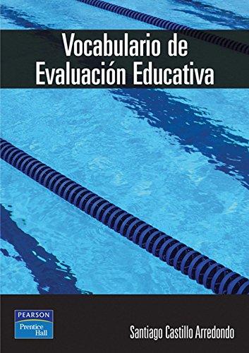 Vocabulario de evaluación educativa