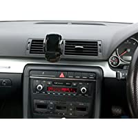 Auto Air Vent Mount kit con nero