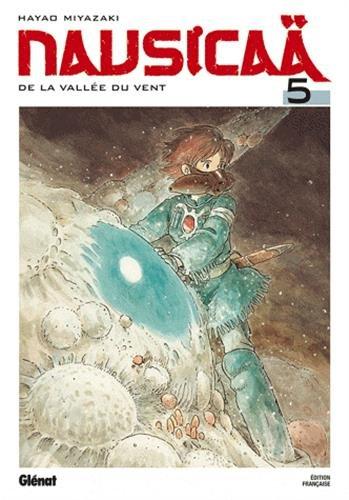 Nausicaa - Nouvelle Edition Vol.5 par MIYAZAKI Hayao