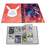 Pokemon Cards Holder Binder, Pokemon Cards GX EX Trainer Albums, Collectible Card Albums
