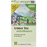 GRÜNER TEE entkoffeiniert Bio Salus Filterbeutel 15 St Filterbeutel