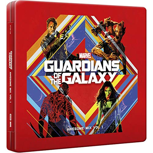 Preisvergleich Produktbild Guardians of The Galaxy: Vol.1 - Zavvi Exclusive Limited Edition CD Steelbook