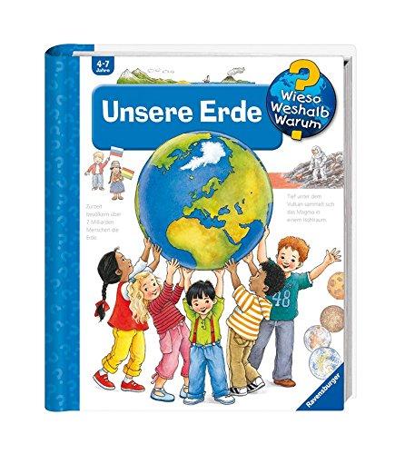 Ravensburger Kinder Sachbuch Wieso? Weshalb? Warum? - Unsere Erde
