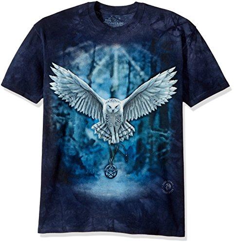 The Mountain T-Shirt Awake Your Magic, Blau, XXL