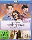 Breaking Dawn - Bis(s) zum Ende der Nacht - Teil 1 (Extended Edition) [Blu-ray] [Alemania]