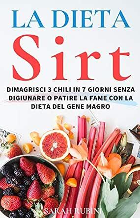 il libro di dieta sirt