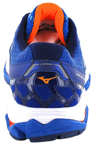 Mizuno WAVE HORIZON NBlue/ClownFish/MBlue