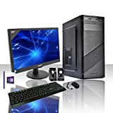 PC DESKTOP INTEL QUAD CON LICENZA WINDOWS 10 PROFESSIOANAL 64 BIT ORIGINALE/ WIFI 725 /HD 500GB /RAM 4 GB DDR3 /MONITOR 19 LED PHILIPS /KIT TASTIERA E MOUSE USB E CASSE USB 2.0 SPEAKER/ENTRATE HDMI-DVI-VGA/USB 3.0,2.0,AUDIO,VIDEO,LAN/RW-DVD LG/PC FISSO COMPLETO , UFFICIO,CASA,SCUOLA, SOCIAL NETWORK ALANTIK CASA02