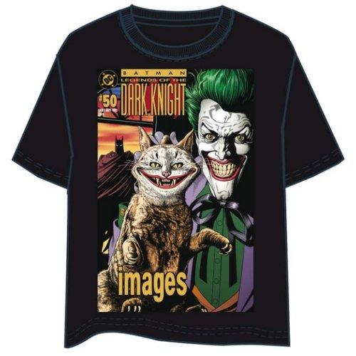 Camiseta Joker Comic Portrait XL