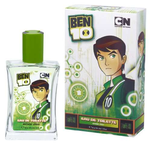 Eau de Toilette BEN 10 Ultimate Allien - Cartoon Network