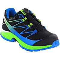 Salomon Jungen L39055400 Traillaufschuhe
