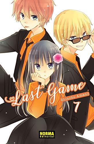 Last Game 7 por Shinobu Amano