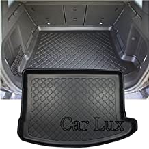 Car Lux AR04707 - Alfombra cubeta protector cubre maletero Extrem para Countryman F60 desde 2017-