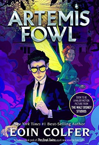 Artemis Fowl (Artemis Fowl, Book 1) (Artemis Fowl Repackage) por Eoin Colfer