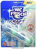 WC Frisch Kraft-Aktiv Geruchs-Stopp, 10er Pack (10 x 50 g)
