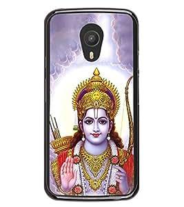 FUSON Prabhu Ram Giving Blessings Designer Back Case Cover for Meizu M1 Note :: Meizu Note 1