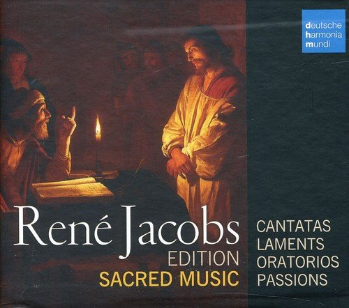 The Rene Jacobs Edition