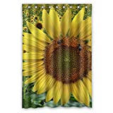 Best Home Fashions Rideaux - Sweet Sunflowers Field Bees Hotselling Home Fashion Tissu Review