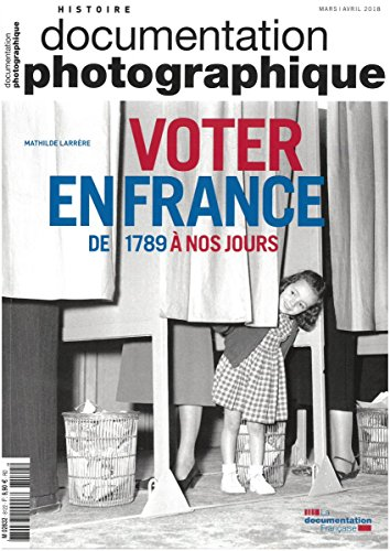Voter de 1789 a Nos Jours par La Documentation Fra