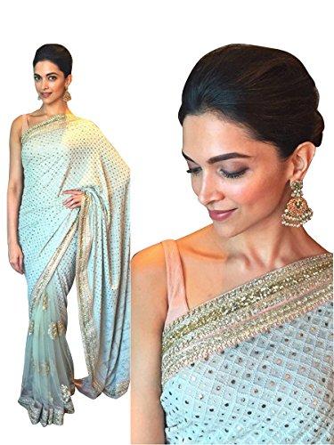 Bollywood Craze Row Silk Fabric Latest Desginer 2018 Collection Saree For Women...