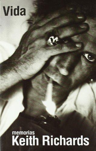 Vida: Memorias (Memorias / Memoirs) por Keith Richards