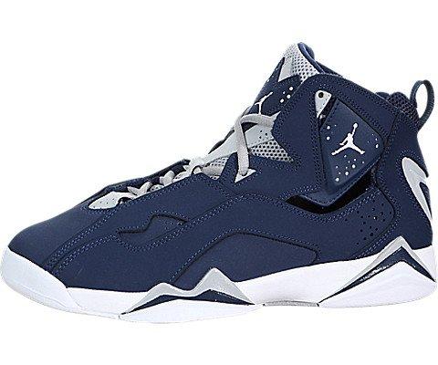 promo code 9e5ee e2ec8 Jordan Nike Kids True Flight BG Basketball Shoe