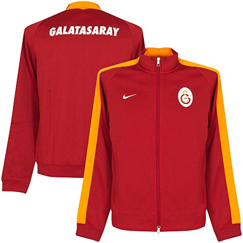Nike veste n98 track authentic gS Rouge - Rouge