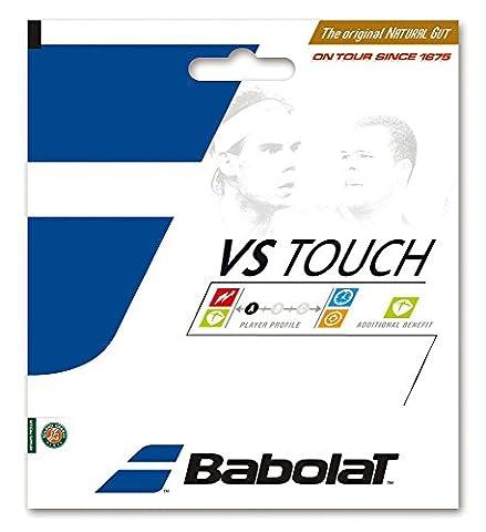 Babolat Vs Touch Bt7 String Set - Off-White, 1.35 Mm