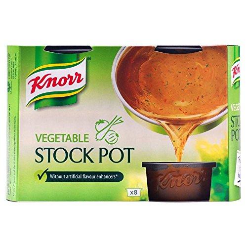 Knorr Stock Pot légumes (8x28g) - Paquet de 2