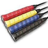 Vigo Sports Premium Griffbänder - Anti-Rutsch Overgrip Bänder für Tennis, Badminton & Squash...