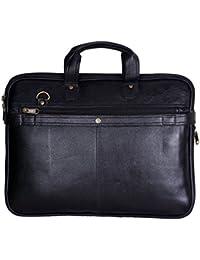 Heureux Unisex Genuine Leather Laptop/Messenger Bag