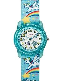 5720afe86615 Timex - Reloj analógico con Correa de Tela elástica ...