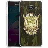 Samsung Galaxy A3 (2016) Housse Étui Protection Coque Tatouage Indien Indien