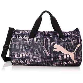 PUMA At ESS Barrel Bag Bolsa Deporte, Mujer