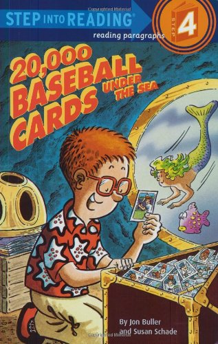 20,000 Baseball Cards Under the Sea (Step into Reading)