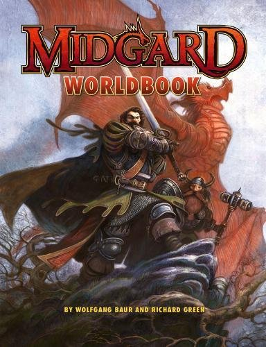 Preisvergleich Produktbild Midgard Worldbook