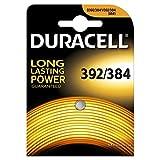 12Stück Batterien Duracell 392/384Silver Oxide 1,5V