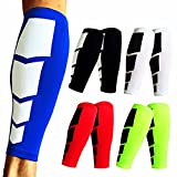 FITTOO Wadenbandage Calf Sleeves wadenschutz Wadenwärmer Wadensleeve wadenschoner mit Muster