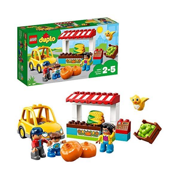 LEGO Duplo - il Mercatino Biologico, 10867 1 spesavip