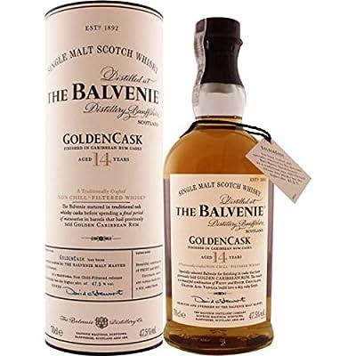 Balvenie 14 Year Old Golden Cask Malt Whisky