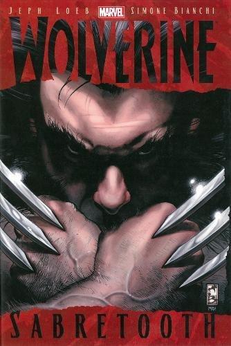 Wolverine. Sabretooth
