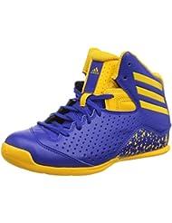 adidas Nxt Lvl Spd Iv Nba K, Chaussures de Sport-Basketball Garçon