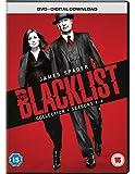 Blacklist, the - Season 01 / Blacklist, the - Season 02 / Blacklist, the - Season 03 / Blacklist, the - Season 04  - Set [23 DVDs] [UK Import]