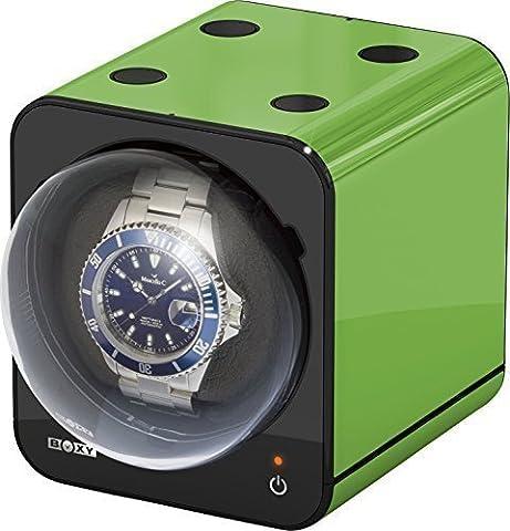 Boxy Trousse Fancy Brique Montre Enrouleur–Couleur: Vert–par Beco Technic–Système modulaire–Technologie Power partage–programmable–de haute qualité