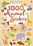 1000 Animal Stickers (1000 Stickers)