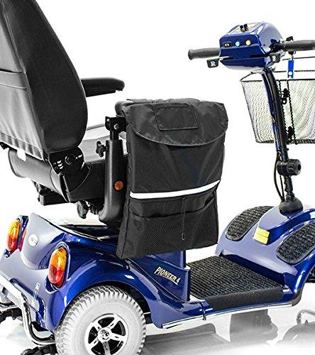 Challenger Mobilität Große Armlehne Tasche für Power Medical Scooter: Golden, Drive, verdient, Betterlife Shoprider, Stolz, Gogo -