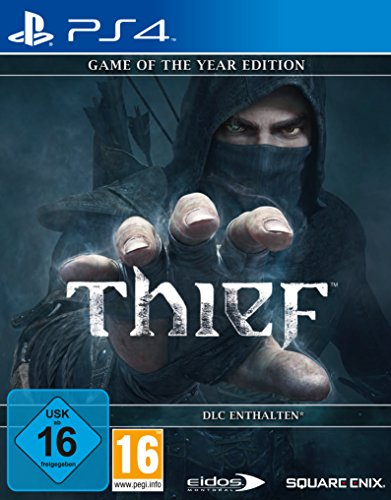 Thief Game of the Year Edition (PS4) -