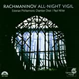 All-Night Vigil Opus 37 [Import anglais]