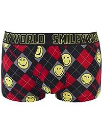 Pomm'poire - Boxer imprimé Scottish by Smiley - Homme